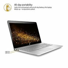 "HP Envy 15t Laptop 15 15.6"" UHD 4K i7-6500U 8GB DDR4 1TB AC 2X2 Backlit Key"