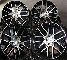 """20"""" VELOCITY ALLOY WHEELS FIT NISSAN SKYLINE GTST GTR GTT 200 300ZX 350Z S14 S15"""