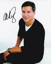 Mario Lopez In-person AUTHENTIC Autographed Photo COA SHA #67384