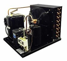 Indoor WJ2435Z-2 Condensing Unit 7/8 HP, Low Temp, R404A, 115V, Assembled in USA