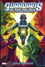 GUARDIANS OF THE GALAXY SOLO CLASSIC OMNIBUS HARDCOVER Marvel Cosmic Comics HC