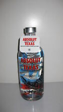 Absolut vodka texas 750ml avec jour