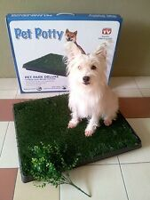 Pet Park Deluxe Dog Toilet (Free Postage)