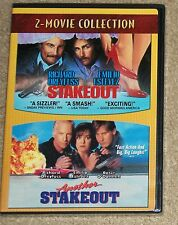 Stakeout / Another Stakeout (DVD Double Feature) New Sealed