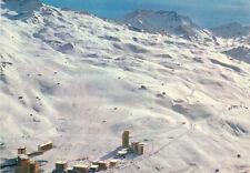 MENUIRES station les trois vallées timbrée 1975