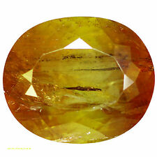 5.36 Ct Sparkling Oval cut Natural Brazilian Andalusite
