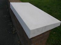 """300mm/12"""" Once Weathered concrete coping stone/coping stones/bricks blocks/posts"""