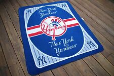 New York Yankees Throw Blanket