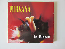 Nirvana ‎– In Bloom - 3 Track  UK CD Geffen Records ‎– GFSTD 34 1992