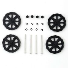 Upgrade Motor Pinion Gear Gears&Shaft Spare Parts for Parrot AR Drone 1.0 2.0