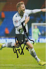 BOLTON WANDERERS HAND SIGNED MATT MILLS 6X4 PHOTO.