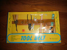 VINTAGE 1970S - 1980S TOOL BELT KING TOY TAIWAN