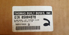 Thomas Build Buses TEMPERED GLASS - SET OF FIVE – 25 1/4 x 12 15/16 x 1/8