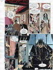 BATMAN MASTER OF THE FUTURE Pg #60 HAND COLORED PRINT GUIDE Barreto, Steve Oliff