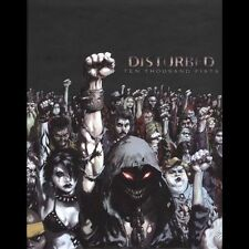Disturbed Ten Thousand Fists [Deluxe - Limited Edition] CD (SEALED) '05