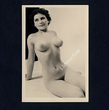 #361 RÖSSLER AKTFOTO / NUDE WOMAN STUDY * Vintage 1950s Studio Photo - no PC !