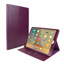 "Real Genuine Leather Case Smart Cover For iPad Pro 12.9"" /9.7"" Stand Luxury Case"