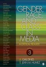 Gender, Race, and Class in Media: A Critical Reader by