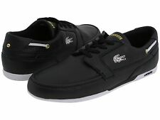 Lacoste Dreyfus AP Men's Casual Leather Sport Shoes US9 / EUR42 / MM260  Black
