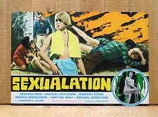 SEXUALATION fotobusta poster Nude Astrop Collins Vanessa Reed