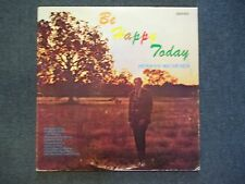 Be Happy Today Herman Michener~Christian Xian Gospel~Insight Sound ILP 8213