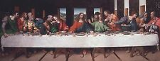 The Last Supper~counted cross stitch pattern #2078~Religious Christian Chart