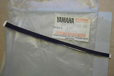 YAMAHA RD350 YPVS  RZ350  1986  GENUINE R/HAND SIDE COVER DECAL - # 1WT-2174H-00