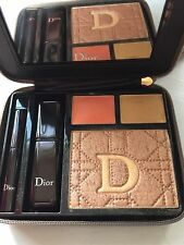 CDior BRONZE SUN COUTURE CLUTCH READY-TO-WEAR SUMMER MAKEUP Face, Lips & Eyes