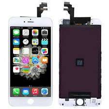 """For iPhone 6 Plus 5.5"""" Touch Digitizer Glass LCD Screen Display Assembly A+White"""