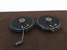 PORSCHE BOXSTER S (05-08) 987 FRONT LEFT RIGHT BOSE DOOR SPEAKER SPEAKERS OEM