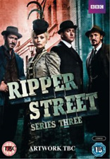 Adam Rothenberg, Clive Russell-Ripper Street: Series 3  DVD NUOVO