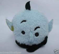 "Disney Store Tsum Tsum ALADDIN GENIE BEAN 3.5"" Mini Plush Doll Toy"