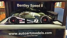 Bentley Speed 8 Winner 24h Le Mans 2003 Autoart 1:18