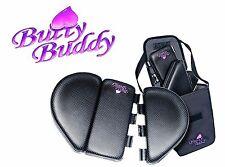 The Original ButtyBuddy Seat Wide Detachable Passenger Portable Triumph