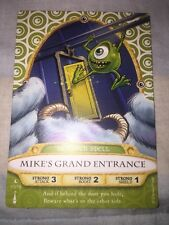 Sorcerer of the Magic Kingdom Card #31 Mike's Grand Entrance