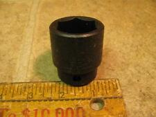 "Wright 4836 1-1/8"" 6 Point Impact Socket 1/2"" Drive"