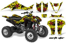 Suzuki LTZ 400 ATV AMR Racing Graphics Sticker LTZ400 03-08 Quad Kit Decals NSRY
