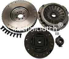 DUAL TO SINGLE MASS FLYWHEEL AND CLUTCH KIT PACKAGE FOR A CITROEN C5 2.2HDI
