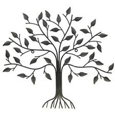 Metal Tree Wall Decoration will add a unique touch to any decor. Piece of Art