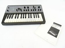Technics SY-1010 Vintage Analog Monophonic Synthesizer w/ Manual Working RARE!
