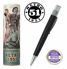 Retro 51 Tornado Snapper Pen / Dimples  #TSB-017 / Click Action Ball Point