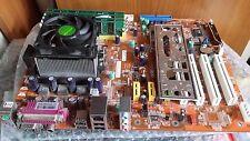 Scheda madre socket 939 WinFast  K8CK804A05-6LRS   + CPU Athlon 64 3800+  OK