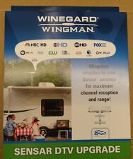 RV/Camper/Trailer - Winegard Wingman HDTV Digital DTV Antenna Attachment
