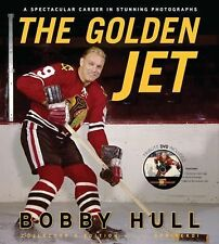 The Golden Jet by Bob Verdi and Bobby Hull (2010, Mixed Media)
