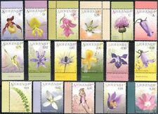 Slovenia 2007 Orchids/Flowers/Plants/Nature/Conservation/Environment 17v n44295