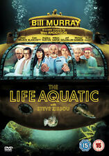 LIFE AQUATIC - DVD - REGION 2 UK