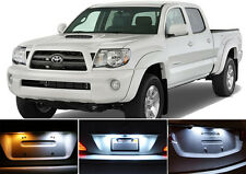 Xenon White License Plate / Tag 168 LED light bulbs for Toyota Tacoma (2 pieces)