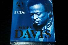 MILES DAVIS JAZZ 3 CD BOX SET Original American Classics 2005 Trumpet NEW sealed