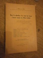 Mex Dans la splendeur d'un chant de France l'oeuvre épique de Wilfrid Lucas