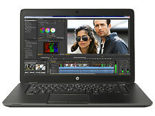 "HP Zbook 15u G2 15.6"" IPS FHD Mobile Workstation Core i7-5600U 8GB RAM 256 SSD"